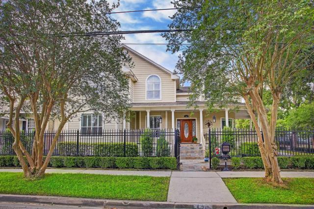 430 Highland Street, Houston, TX 77009 (MLS #10077752) :: Texas Home Shop Realty