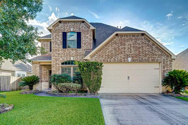 818 Harbor Lakes Lane, Katy, TX 77494 (MLS #10080583) :: The Home Branch