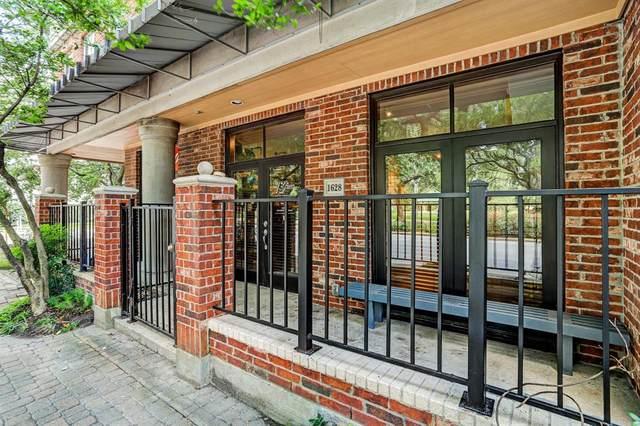 1628 Elgin Street #5, Houston, TX 77004 (MLS #10080859) :: My BCS Home Real Estate Group