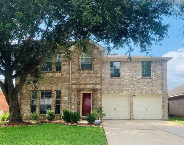 18135 Sweet Juniper Lane, Katy, TX 77449 (MLS #10083205) :: The SOLD by George Team
