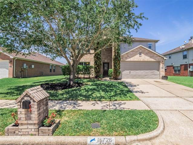 16726 Bending Creek Lane, Friendswood, TX 77546 (MLS #10088734) :: Christy Buck Team