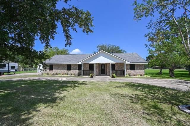 6911 Greenbriar Street, Santa Fe, TX 77510 (MLS #10089572) :: Texas Home Shop Realty