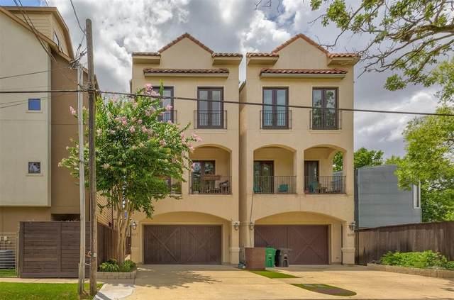 607 Asbury Street, Houston, TX 77007 (MLS #10090772) :: Lerner Realty Solutions