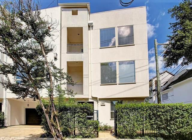 6556 Schuler Street, Houston, TX 77007 (MLS #10092250) :: Ellison Real Estate Team
