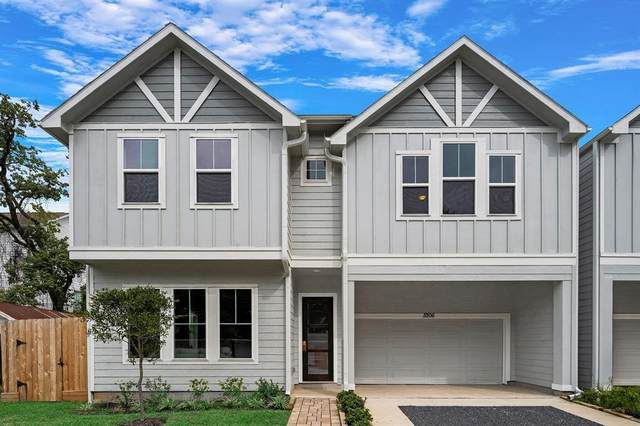 5206 Chandler, Houston, TX 77007 (MLS #1009565) :: Green Residential