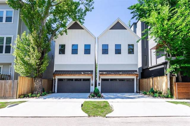 1120 Summer Street, Houston, TX 77007 (MLS #10095926) :: The Freund Group