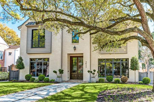 3637 Meadow Lake Lane, Houston, TX 77027 (MLS #10096731) :: Connell Team with Better Homes and Gardens, Gary Greene