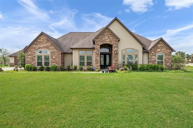 5133 County Road 397, Alvin, TX 77511 (MLS #10097048) :: The Queen Team