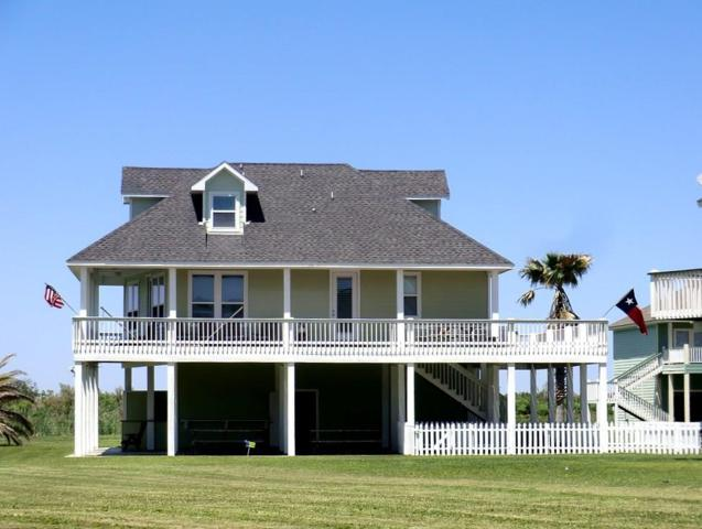 705 Cameron Circle, Crystal Beach, TX 77650 (MLS #10103212) :: The SOLD by George Team