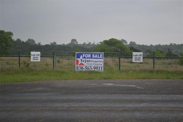 Lot 11 Ranger Creek Road, Boerne, TX 78006 (MLS #10103279) :: TEXdot Realtors, Inc.
