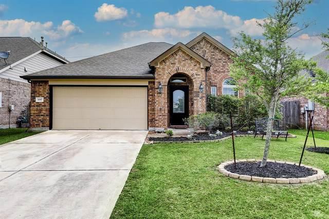 6817 Linden Creek Lane, Dickinson, TX 77539 (MLS #10104786) :: Rachel Lee Realtor
