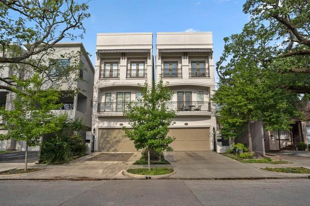2618 Greenbriar Drive, Houston, TX 77098 (MLS #10106062) :: The SOLD by George Team