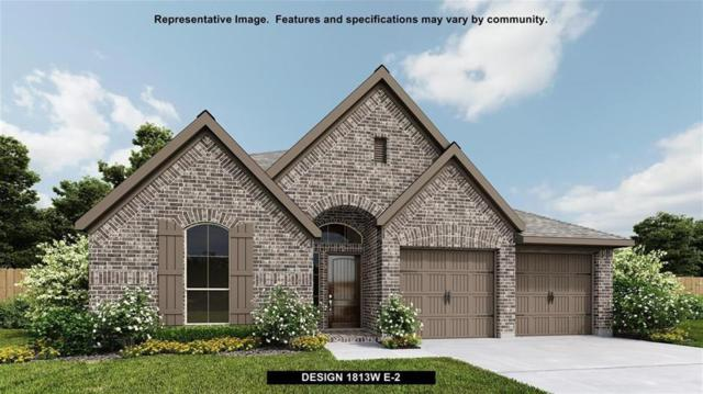 13624 Canyon Ranch Drive, Pearland, TX 77584 (MLS #10109362) :: Caskey Realty