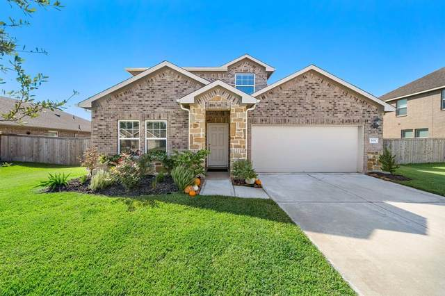 5932 Pearland Place, Pearland, TX 77581 (MLS #10111922) :: Christy Buck Team