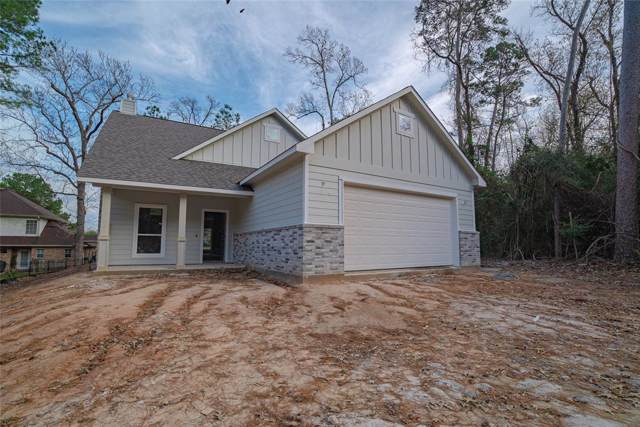 1456 River Oaks Drive, Huntsville, TX 77340 (MLS #10112779) :: Ellison Real Estate Team
