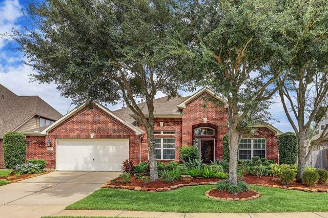 12409 Pepper Creek Lane, Pearland, TX 77584 (MLS #10114074) :: The SOLD by George Team