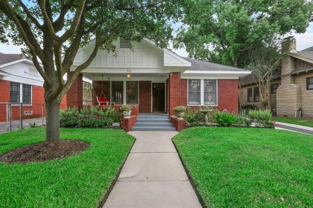 931 Pecore Street, Houston, TX 77009 (MLS #10115850) :: The SOLD by George Team