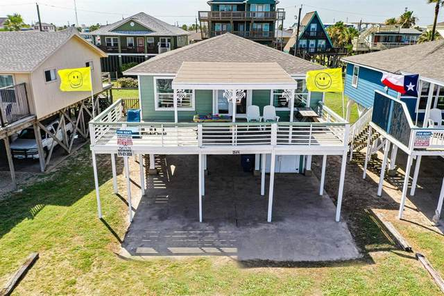 214 Beach Dr Drive, Surfside Beach, TX 77541 (MLS #10121098) :: The Queen Team