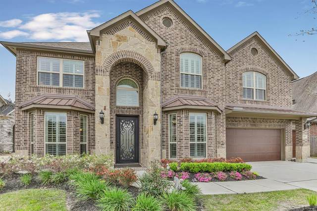 1210 Mayfair Way, Houston, TX 77339 (MLS #10132318) :: The Parodi Team at Realty Associates