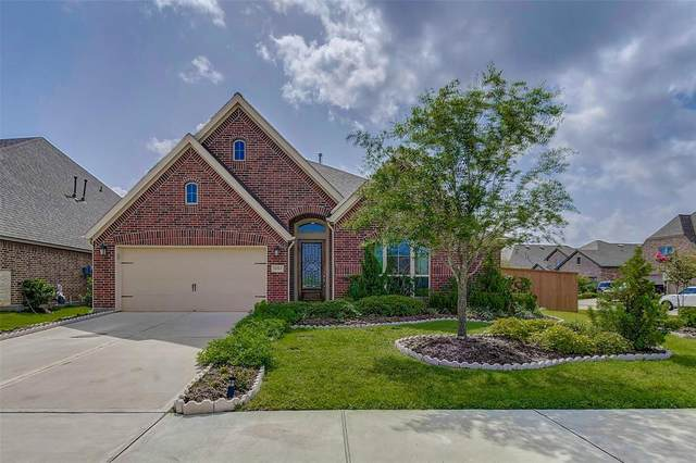 11243 Dunstan Hill Drive, Richmond, TX 77407 (MLS #1013446) :: The SOLD by George Team