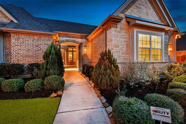 27711 Bering Crossing Drive, Katy, TX 77494 (MLS #10136813) :: The Home Branch
