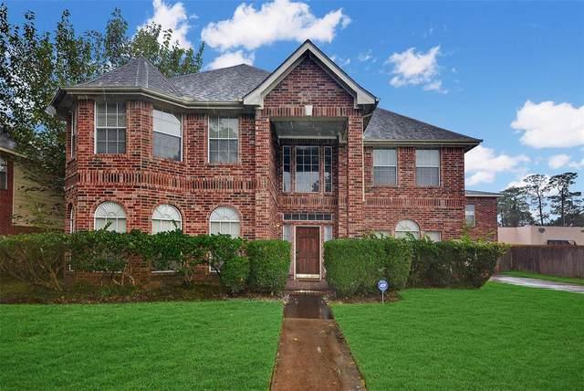 17425 Jackson Pines Drive, Houston, TX 77090 (MLS #10139780) :: The Home Branch