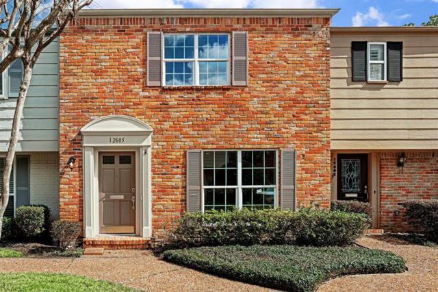 12605 Huntingwick Drive #111, Houston, TX 77024 (MLS #10159010) :: Texas Home Shop Realty
