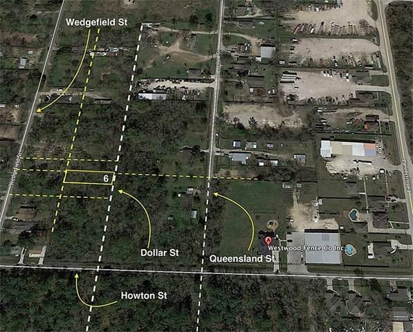 0 Dollar Street, Houston, TX 77028 (MLS #10163337) :: Christy Buck Team