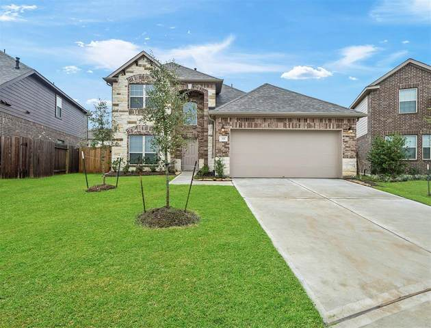 337 Boulder Park Circle, La Marque, TX 77568 (MLS #10164755) :: The Sansone Group