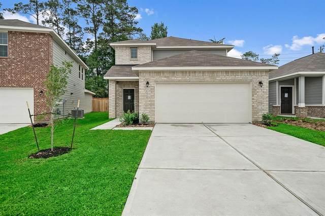 40731 Gate Ridge Drive, Magnolia, TX 77354 (MLS #10166685) :: Texas Home Shop Realty