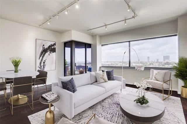 5000 Montrose Boulevard 10A, Houston, TX 77006 (MLS #10173703) :: Ellison Real Estate Team