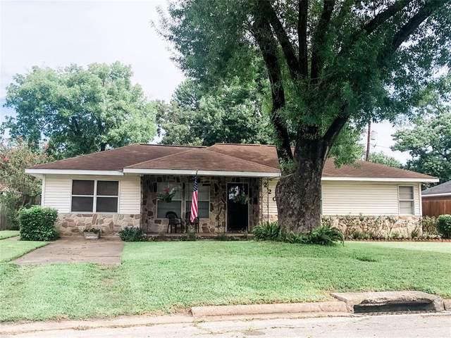 2209 6th Street, Galena Park, TX 77547 (MLS #10174560) :: Ellison Real Estate Team