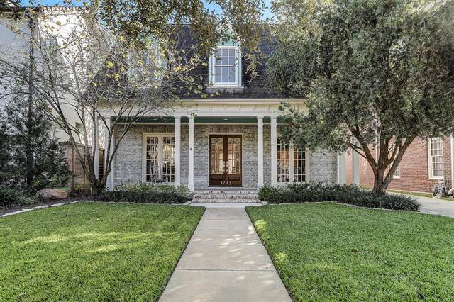 3743 Carlon Street, Southside Place, TX 77005 (MLS #10180167) :: Homemax Properties