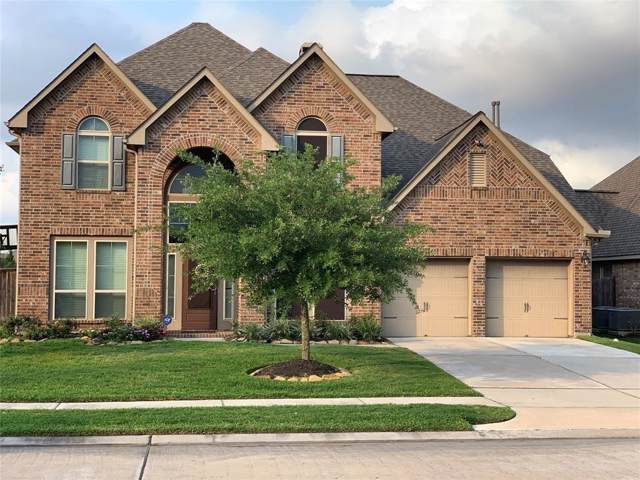 13709 Sunset Harbor Drive, Pearland, TX 77584 (MLS #10183312) :: Christy Buck Team