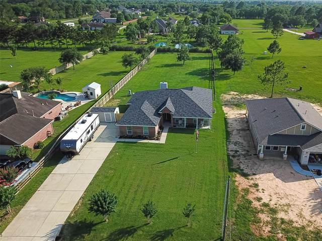 3945 County Road 962A, Alvin, TX 77511 (MLS #10188009) :: Giorgi Real Estate Group