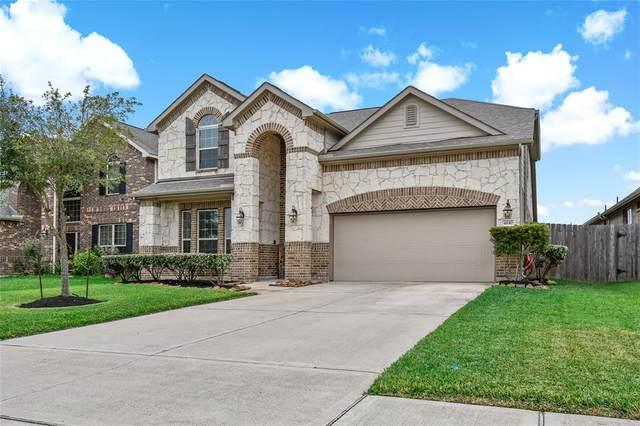 4610 Harbor Sham Street, Rosharon, TX 77583 (MLS #10192640) :: Area Pro Group Real Estate, LLC