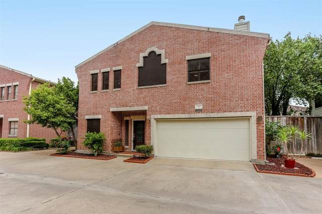 6418 Ferris Drive #4, Houston, TX 77081 (MLS #10194282) :: The SOLD by George Team