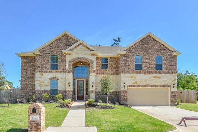 6503 Hoads Deuce Court, Spring, TX 77379 (MLS #10195581) :: Giorgi Real Estate Group