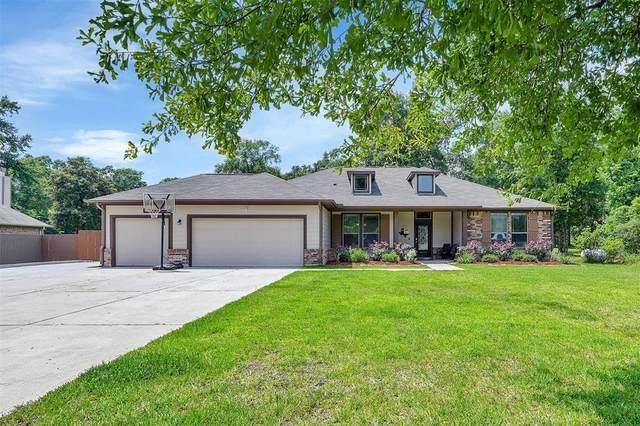 9114 Wapiti Trail, Conroe, TX 77303 (MLS #10199663) :: The Home Branch