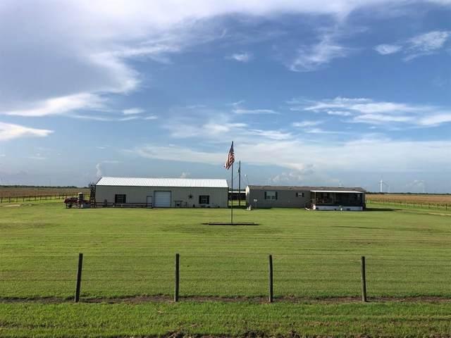 2643 Laird Road, Wadsworth, TX 77414 (MLS #10203405) :: Michele Harmon Team