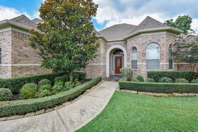 11202 N Country Club Green Drive, Tomball, TX 77375 (MLS #10203574) :: Giorgi Real Estate Group