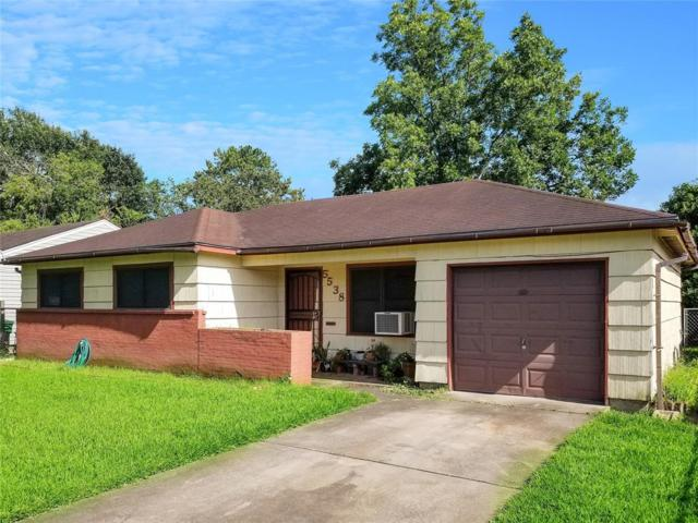 5538 Lakefield Drive, Houston, TX 77033 (MLS #10209633) :: JL Realty Team at Coldwell Banker, United
