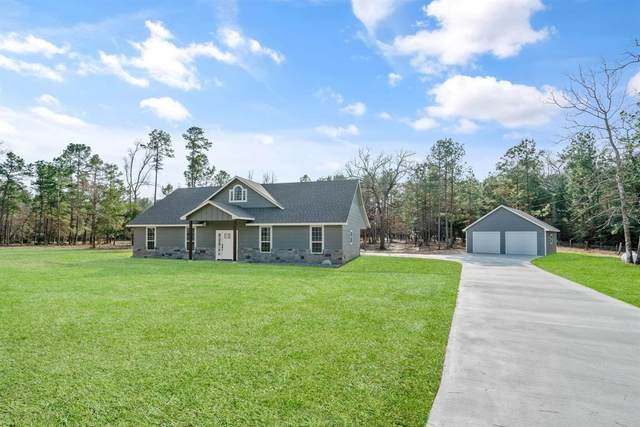 493 Alabama Point, Livingston, TX 77351 (MLS #10229885) :: Michele Harmon Team