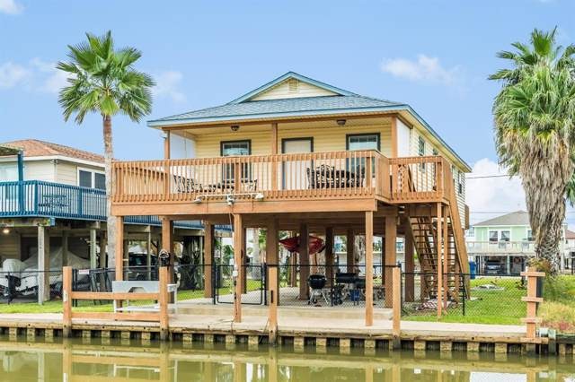 414 Shark Lane, Surfside Beach, TX 77541 (MLS #10235361) :: Caskey Realty