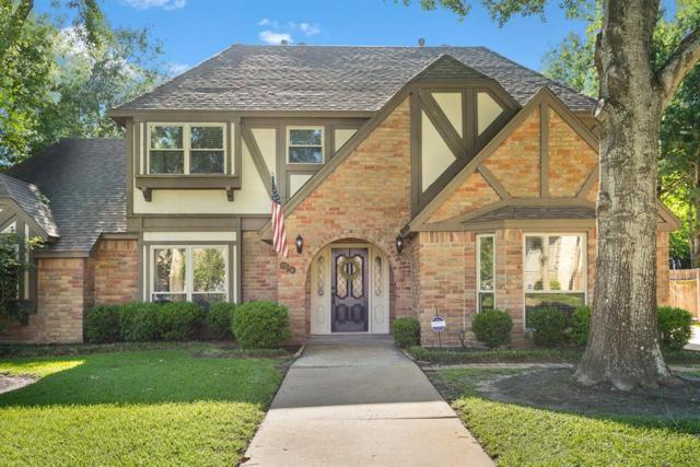 610 Ellingham Drive, Katy, TX 77450 (MLS #10235475) :: Caskey Realty