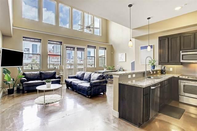 2323 Polk Street #305, Houston, TX 77003 (MLS #10238709) :: Bay Area Elite Properties
