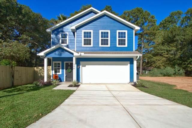 704 Chickasaw, Montgomery, TX 77316 (MLS #10247323) :: Green Residential