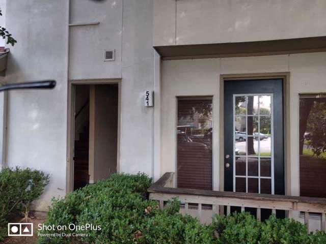 2100 Tanglewilde Terrace #538, Houston, TX 77063 (MLS #10249896) :: Green Residential