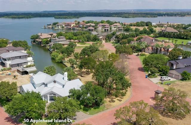 50 Applehead Island Drive, Horseshoe Bay, TX 78657 (MLS #10257626) :: Green Residential
