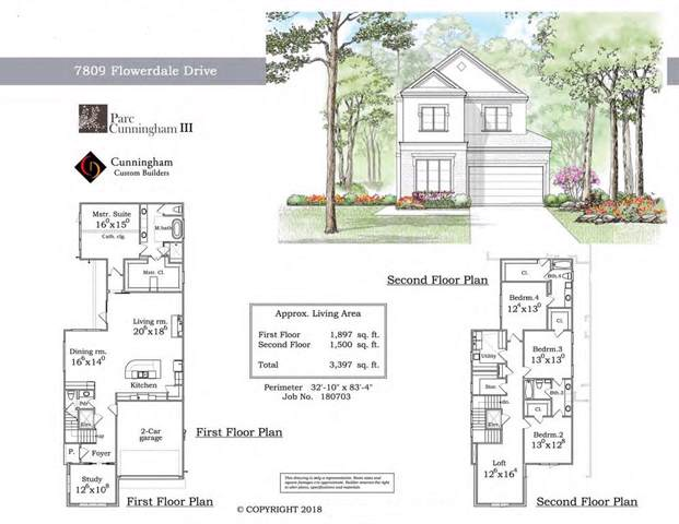 7809 Flowerdale, Houston, TX 77055 (MLS #10257684) :: Ellison Real Estate Team